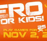 Banner for the 2013 Extra Life campaign