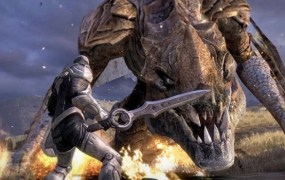Infinity Blade III is one of the hot mobile games of the fall.