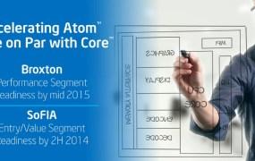 Intel Atom strategy