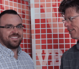 Julius Marchwicki of Ford talks with VentureBeat's Dylan Tweney about the DevBeat Makeathon.