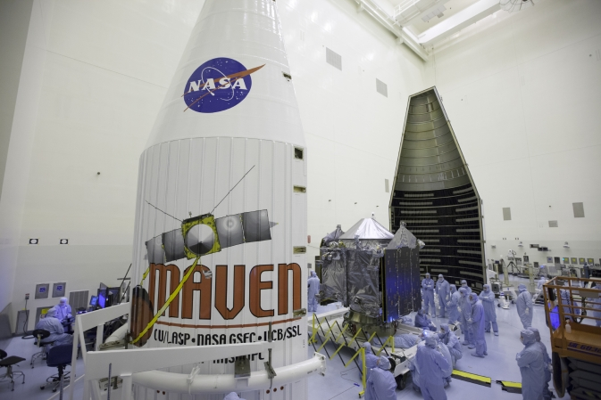 MAVEN Orbiter