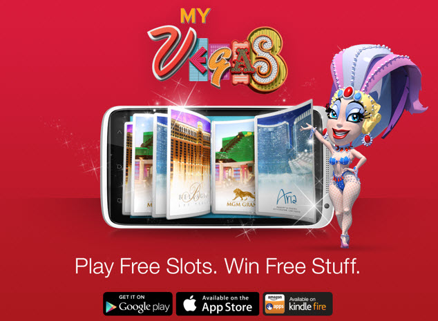 Playstudios is launching MyVegas Slots Mobile with real rewards.