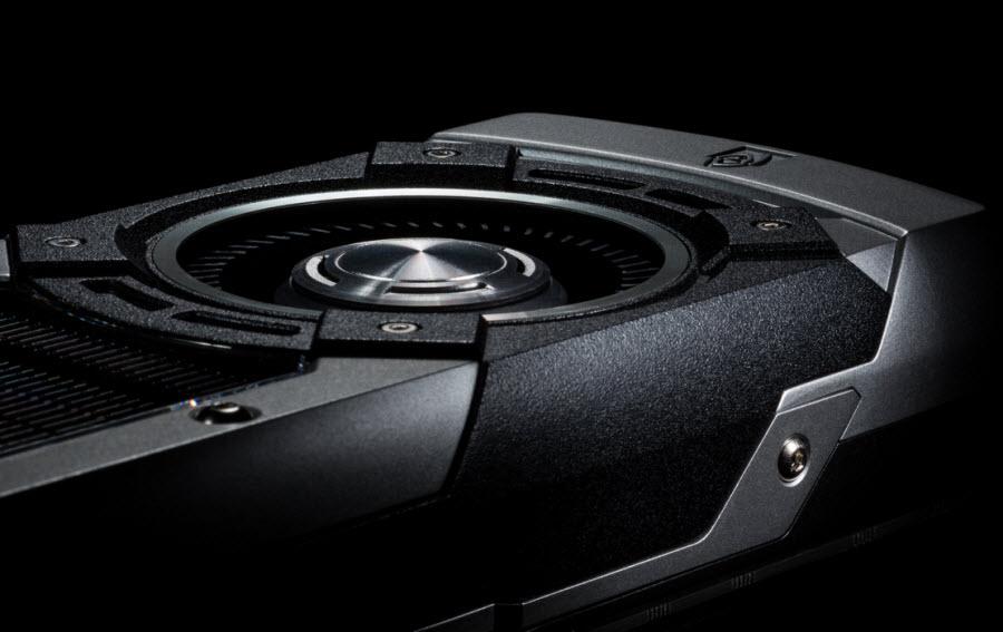 Nvidia GeForce GTX 780Ti graphics card.