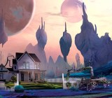 Cyan's Obduction is a new adventure game world.