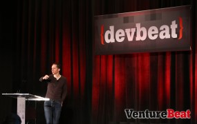 The chief operating officer of Pivotal Labs, Edward Hieatt, at DevBeat in San Francisco, Nov. 12, 2013.