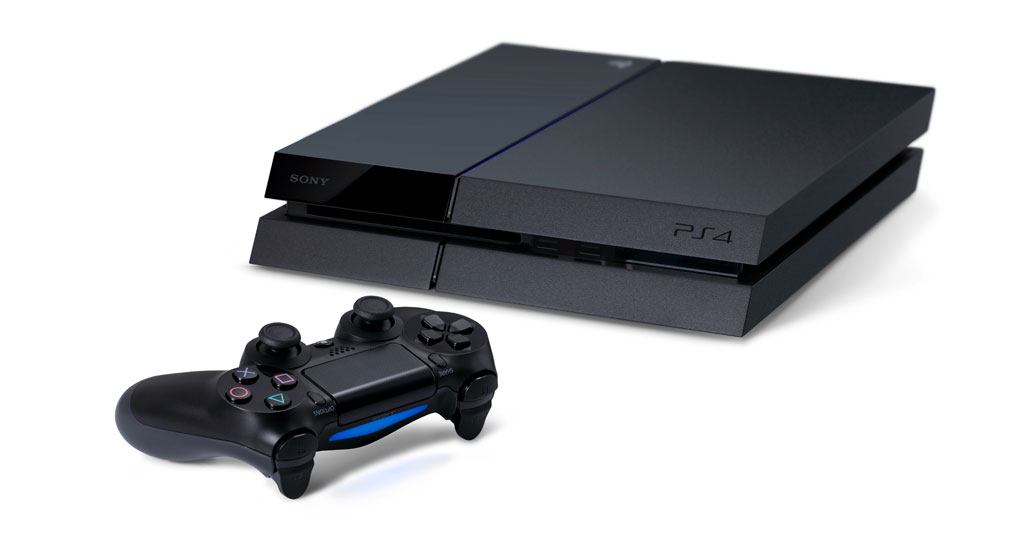 Sony released the PS4 in North America on Friday