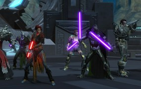 Star Wars: The Old Republic is one source of digital revenues for EA.