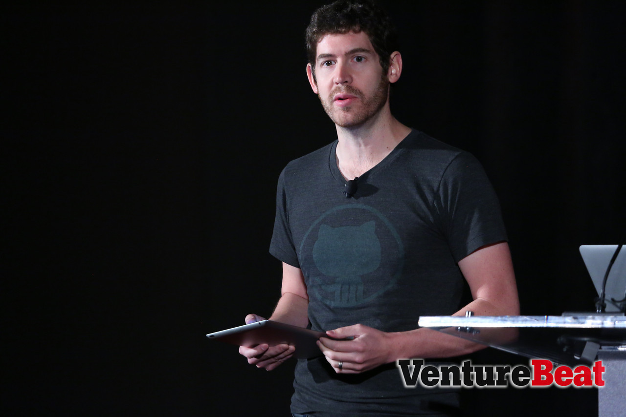 """Github cofounder Tom Preston-Werner says with the Internet, """"you can escape the tyranny of time and space."""""""
