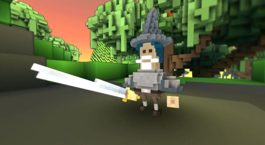 Trove is a Minecraft-like online RPG for PC.
