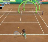 Wii Sports Club tennis for Wii U.