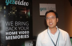 YesVideo CEO Michael Chang