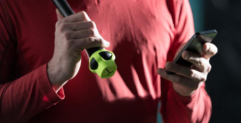 Zepp Sensor Baseball
