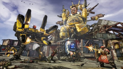 "Borderlands 2 upped the ante from the first game with a ""bazillion"" guns."