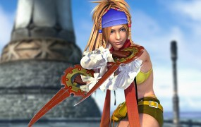 A screenshot from Final Fantasy X|X-2 HD Remaster.