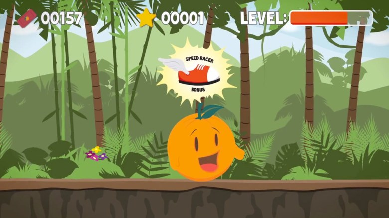Freshdesk includes gamification features for support reps, although they don't resemble a 2D platformer as pictured here.
