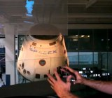 Elon Musk utilizes Leap Motion technology to build rockets for his company, SpaceX