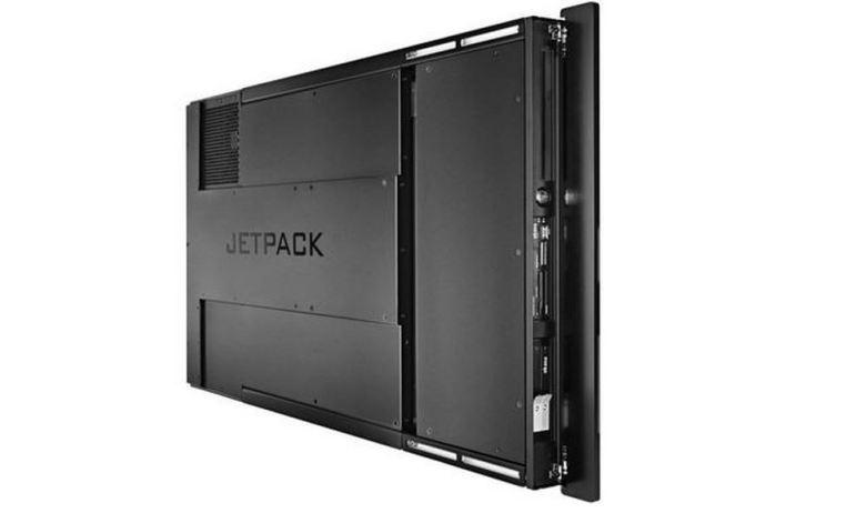 Piixl's Jetpack Steam Machine PC.