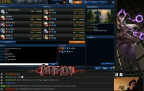 Phantoml0rd talks live on Twitch about getting hacked.