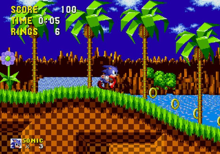Sonic the Hedgehog is coming to 3DS with stereoscopic support.