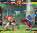 Capcom's Street Fighter: Battle Combination mobile game in Japan.