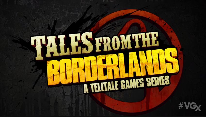 Borderlands game from Telltale.