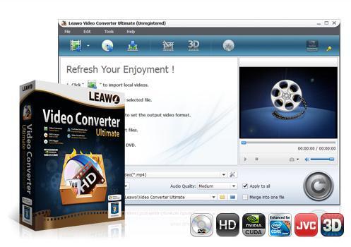 video-converter Leawo
