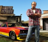 Grand Theft Auto V in actionl