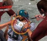 Injecting a player with an illegal substance in Blitz: The League II.
