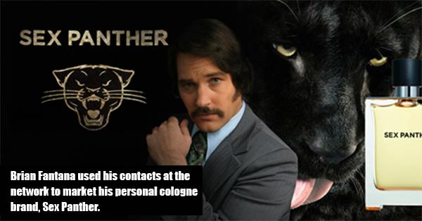 Anchorman sex panther