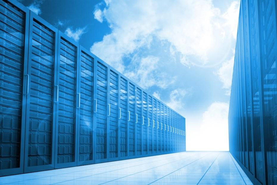 clouds servers aisle wavebreakmedia shutterstock