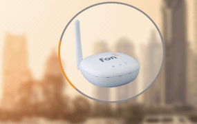 Fon's router, the Fonera, lets you share Wi-Fi with other Fon customers.