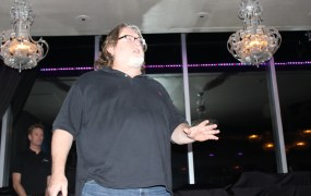Gabe Newell of Valve