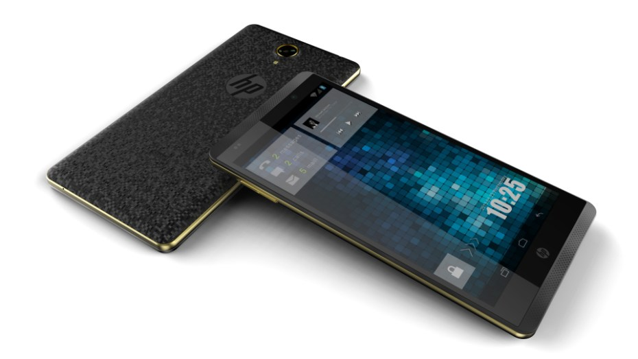 HP's Slate 6 Android smartphone comes with a 6-inch screen.