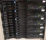 IBM servers.