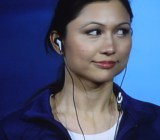 Intel's smart earbuds, designed by Indira Negi