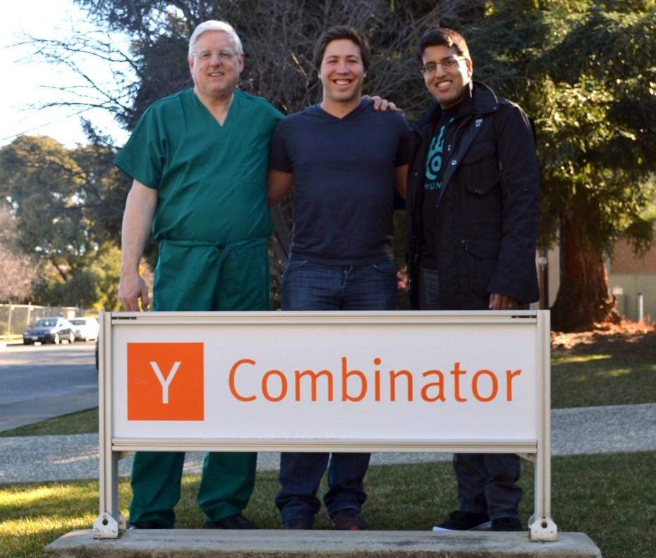 Dr. Reid Rubsamen, Ian Cinnamon, and Naveen Jain.