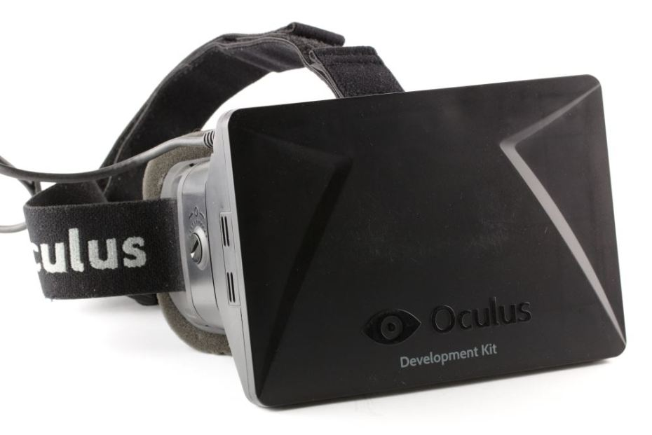 Oculus Rift Development Version