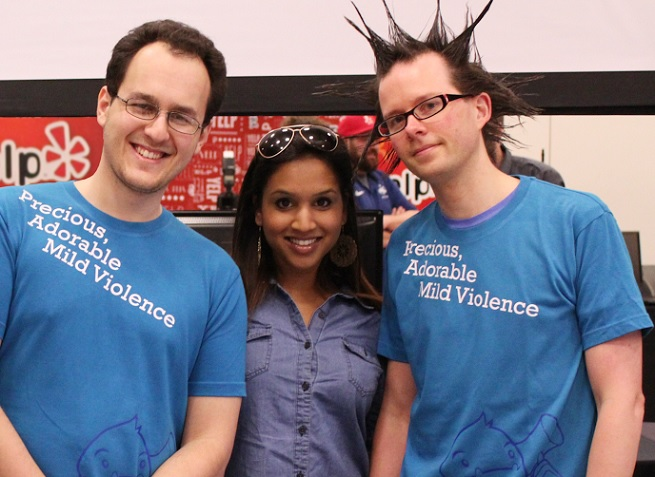 Yori Kvitchko, Yoshini Gunawardena, and Clifton B.