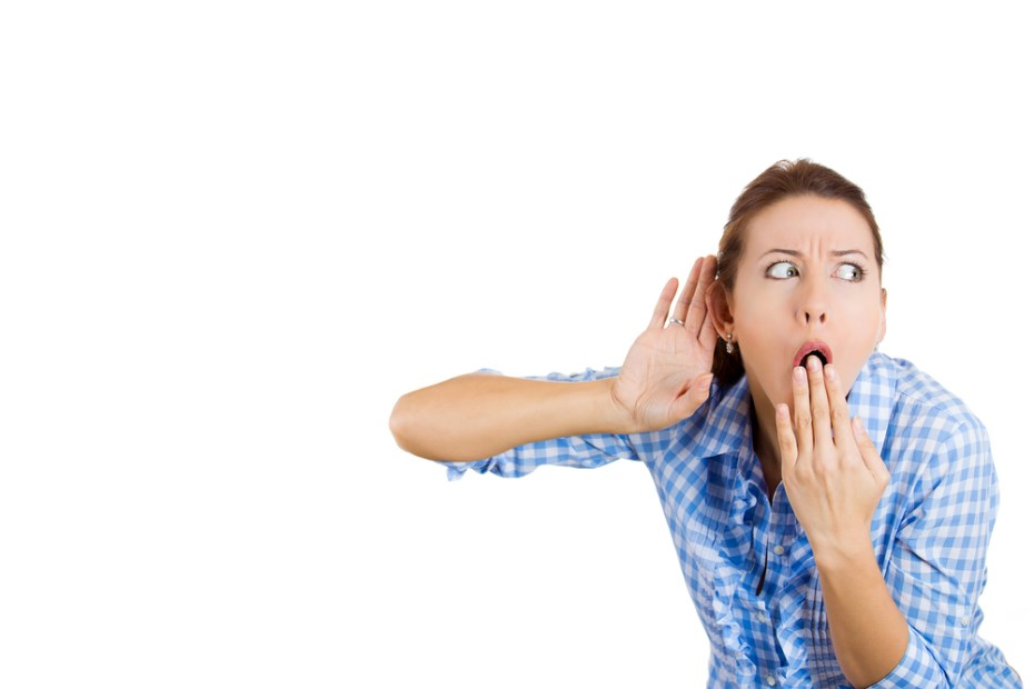 woman hand ear PathDoc shutterstock