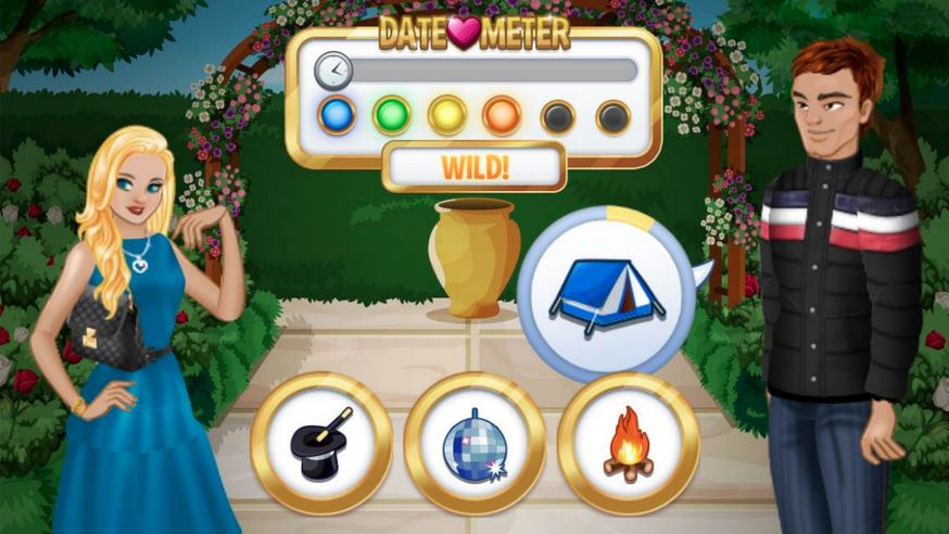 Campus Life's dating mechanic helped the game capitalize on player engagement.