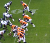 Deege photos Seahawks Broncos football