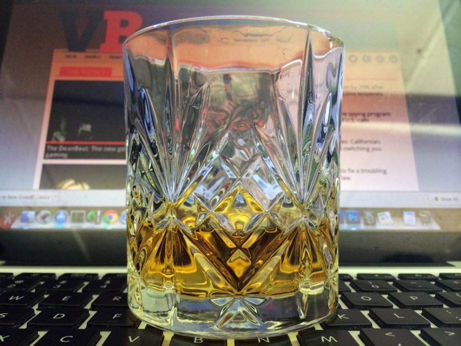 Mmm, scotch.
