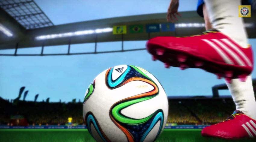 2014 FIFA World Cup Brazil is coming this April.