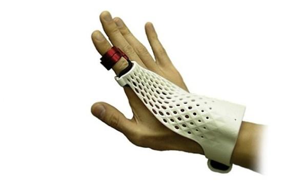 Fujitsu-glove