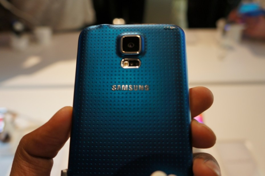 Samsung's Galaxy S5