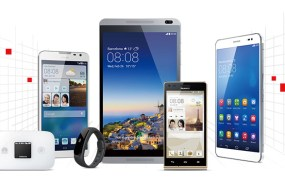 Huawei revealed a bevy of gadgets at the 2014 Mobile World Congress.