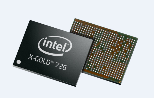 Intel LTE chips
