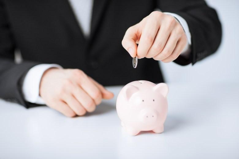piggy bank cash Syda Productions Shutterstock