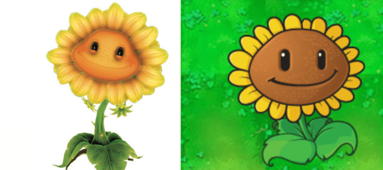 Plants vs. Zombies Garden Warfare Sunflower
