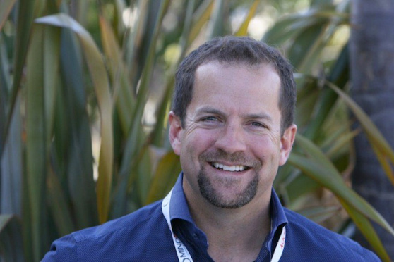 Rick Stollmeyer, chief executive of MindBody